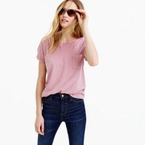 JCrew Pocket Tee